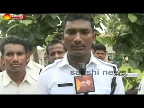 Traffic Police Problems in Vizag