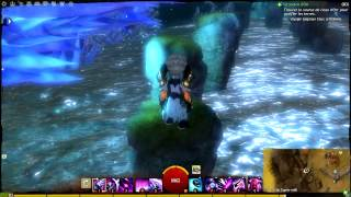 Grotte du Cristal du Chaos : Puzzles de saut