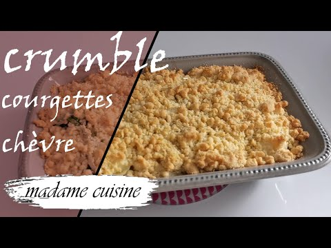 °°°-crumble-de-courgettes-au-chèvre-et-aux-lardons-°°°-recette-facile-et-rapide