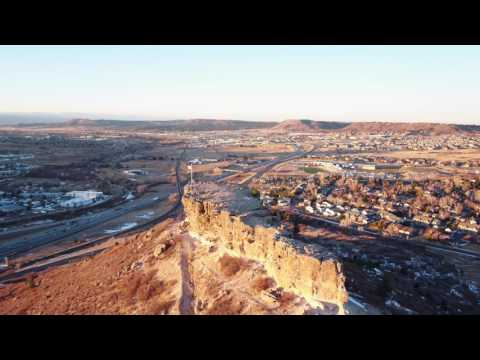 DJI Inspire 2 - Real World Footage - Castle Rock, CO