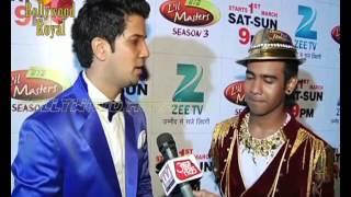 Judges and Shyam Yadav Winner Byte of Dance India Dance Finale  2