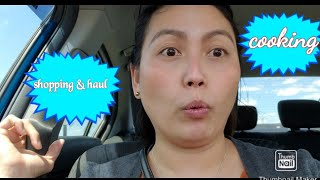 Vlog: Weekend in my life. Shopping & cooking | Marj Velasco