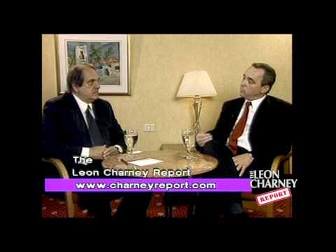 Yuval Steinitz 7/08/01 (Segment) | Charney Report