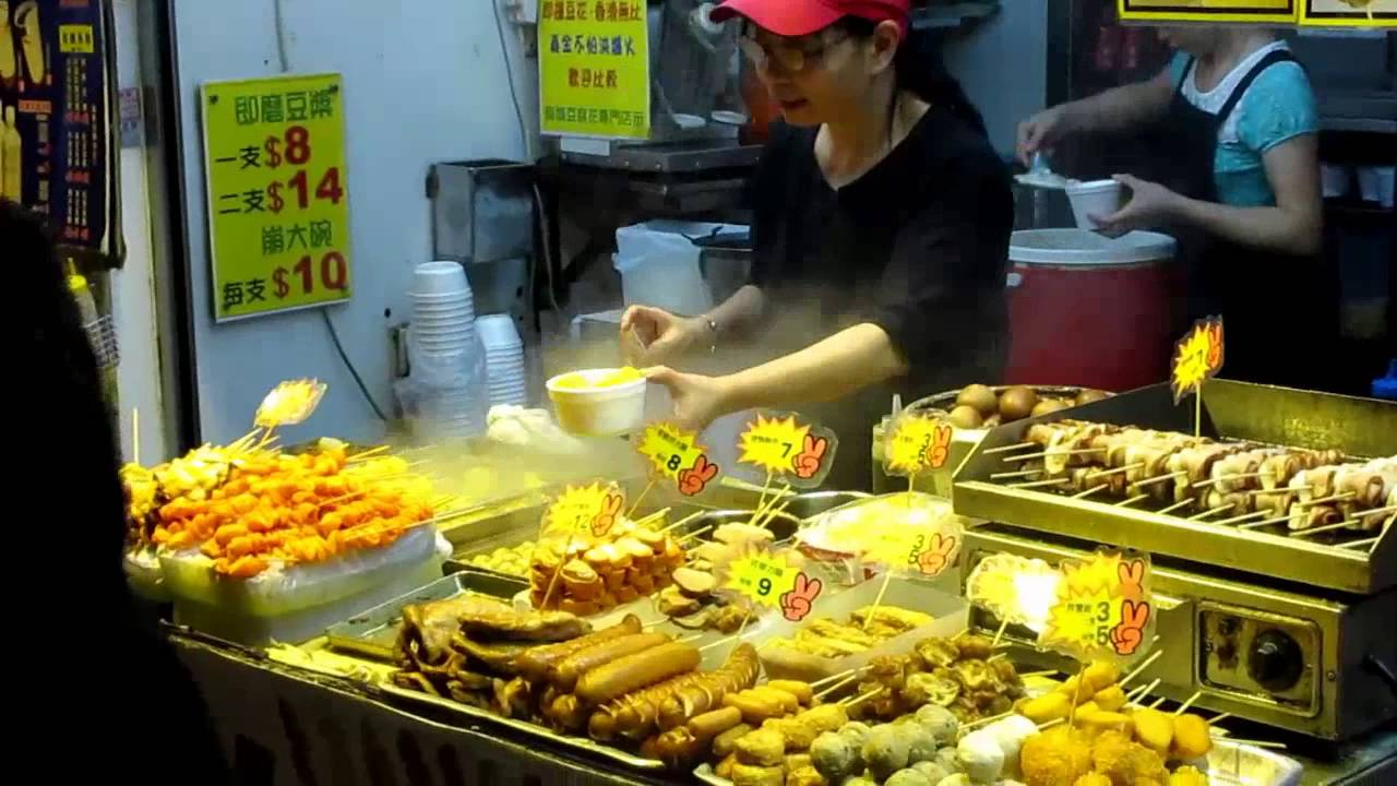 Hong Kong Street Food (Street Food In China) Fast Cooking In China - YouTube