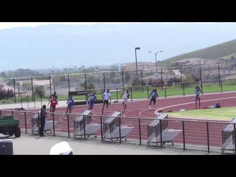 Keith Richardson 200m