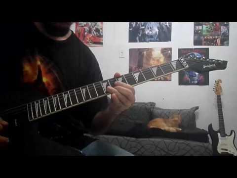 Pitty - Anacrônico (guitar cover) mp3
