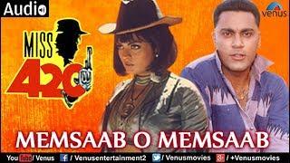 Memsaab O Memsaab - Baba Sehgal & Sheeba (Miss 420)