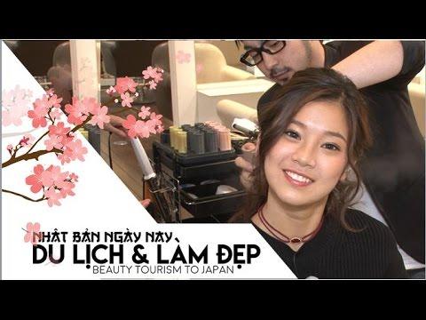 Hoàng Yến Chibi xinh đẹp với 3 kiểu tóc đang gây sốt tại Nhật | Beauty Tourism To Japan | Tập 1(P.1)