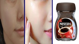 Skin Whitening With Coffee Facial ! Get Spotless-And egg white Asian Anti aging secrets !
