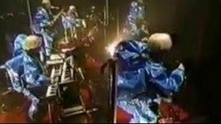 """ムーンライダーズ 月面サマーツアー """"月面讃歌"""" @赤坂Blitz 1998/7/24 ..."""