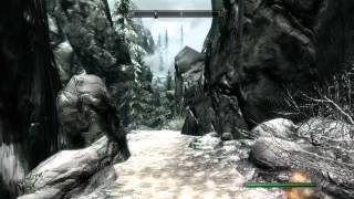 HOW TO START DAWNGUARD - New Skyrim DLC | Full Walkthrough