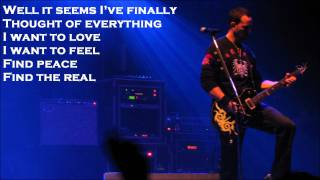 Find The Real by Alter Bridge Lyrics