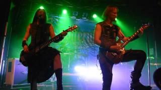 Ensiferum - LAI, LAI, HEI - Szene, Vienna 09. 04. 2016