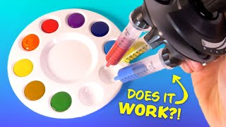 Is this the BEST WAY to mix paint? - I WAS SHOCKED...