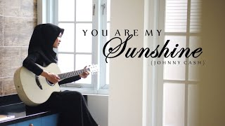 Johnny Cash - You Are My Sunshine (cover)