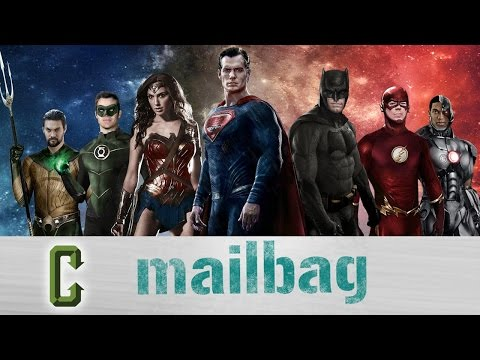Collider Mail bag - Should WB/DC Give Up Some Characters To