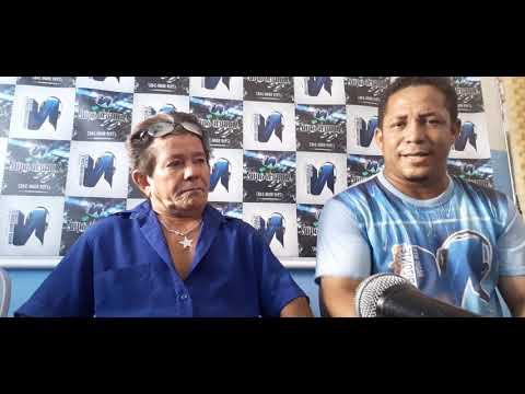 Zezinho artes & rádio web Novo Horizonte gospel
