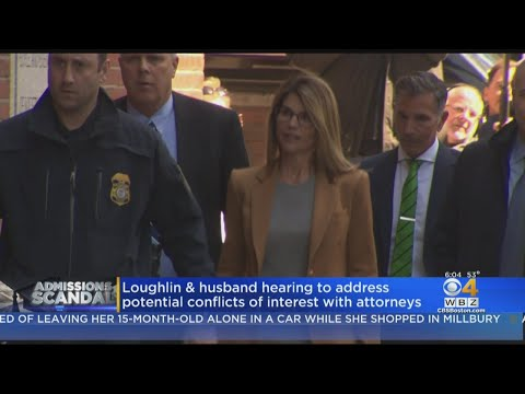 Lori Loughlin, Husband Expect To Wave Right To Separate Attorneys In College Admissions Case