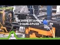 Addition Manufacturing Technologies- VB25 DR Titanium Double Push