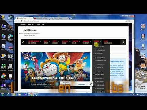 DOWNLOAD ANY ANIMATED CARTOON IN HINDI DRAGON BALL,JUSTICE LEAGUE,ANY FULL HD By Furious 5 Apps