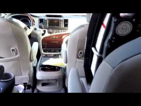 Marvelous Review Of The Toyota Sienna 2013 Limited