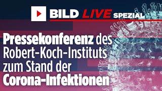 Corona-Virus breitet sich in Deutschland aus | BILD Live vom 27.02.2020