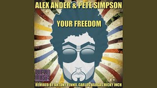 Your Freedom (Motown Mix)