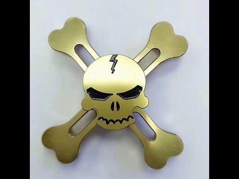 Fidget Spinner Challenge   Beat My Skull Fidget Spinner Time