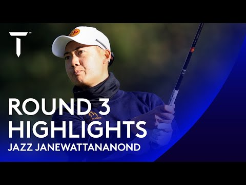 Jazz Janewattananond shoots impressive 66 | 2020 Dubai Duty Free Irish Open