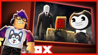 Build and SURVIVE the Monsters OR DIE in Roblox!