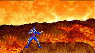 The Revenge of Shinobi (GBA) Boss Run