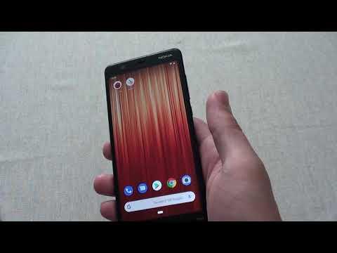 Nokia 5.1 - стильный смартфон с хорошим экраном и камерой