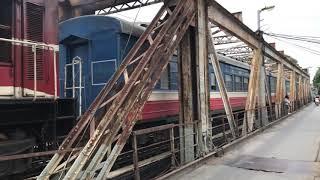 ベトナム鉄道 ロンビエン橋