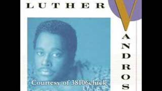 Watch Luther Vandross Are You Gonna Love Me video