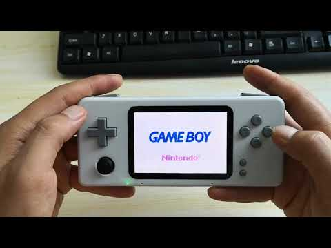 2019 The Best Handheld Game Console-RETRO CM3