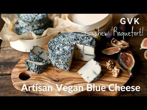 Artisan Vegan Blue Cheese (Cashew Roquefort)