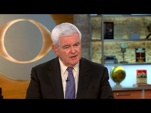 Newt Gingrich on Trump's clash with Corker, GOP agenda