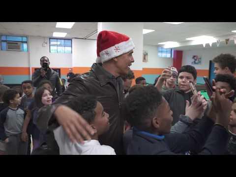 Watch: President Obama visits the Boys & Girls Club of Greater Washington