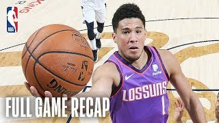 SUNS vs PELICANS | Devin Booker Drops 40 In Overtime Battle | March 16, 2019