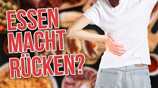 Iss diese 5 Dinge nicht bei Rückenschmerzen   Dr. Petra Bracht