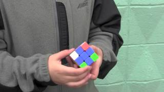 3x3 rubik s cube tutorial notation and first two layers f2l