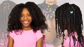 How To Use Rubberband On Natural Hair Kids Hair Style Safely Mb3
