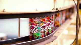 Puszka Coca-Cola na Pol'and'Rock Festival 2018! | #TasteTheFeeling
