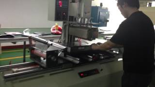 plate hot foil stamping machine heat transfer machine