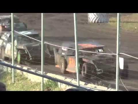 7/12/15 Redwood Speedway SportMod Heat and Feature