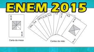 (Enem 2015/2016) Questão 177 Resolvida Matemática (Gabarito/Correção)