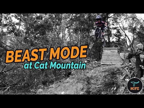 BEAST MODE MTB - Mountain Biking Cat Mountain in Austin TX