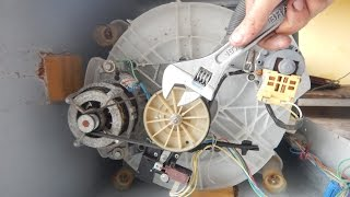 como funciona a maquina de lavar