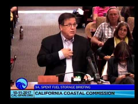 2017 10 11 M1797 CCC Mtg on San Onofre Waste PART2