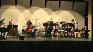 Transcen-dance by Mike Conrad - UNI Jazz Band One